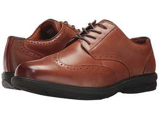 Nunn Bush Maclin Street Wing Tip Oxford with KORE Slip Resistant Walking Comfort Technology