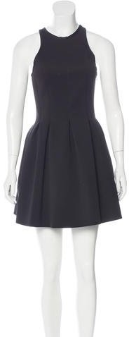 Alexander Wang T by Alexander Wang Sleeveless Pleated Dress