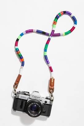 Le Pom Pom Accessories Le Pom Pom Camera Strap