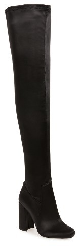 Women's Jeffrey Campbell Perouze 2 Thigh High Stretch Boot
