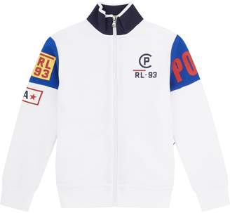 Polo Ralph Lauren Regatta Zipped Sweatshirt