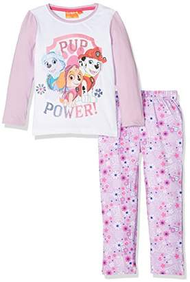 Nickelodeon Girl's Paw Patrol Pup Power T-Shirt with Pant with Pant,(Manufacturer Size: 3 Years)