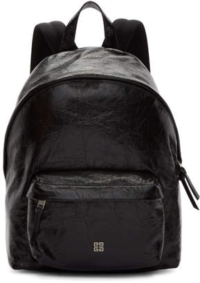 Givenchy Black Vintage 4G Backpack