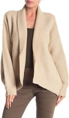 Kersh & Press Knit Open Front Cardigan
