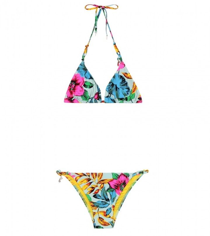 Marc by Marc Jacobs KNOTTED STRING BIKINI