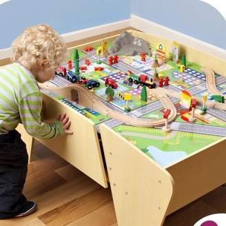Plum Children's Toy Train Table
