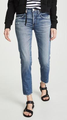 Moussy Vintage MV Vienna Tapered Jeans