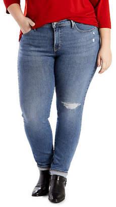 Levi's Plus Plus 311 Shaping Skinny Jeans