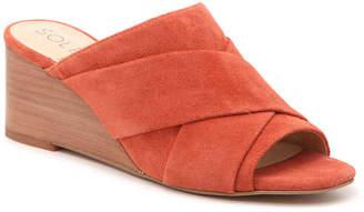 Sole Society Karista Wedge Sandal - Women's