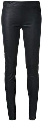 Gareth Pugh stretch insert leggings