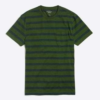 J.Crew Factory J.Crew Mercantile slim-fit T-shirt in Asher stripe