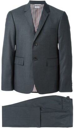 Thom Browne Stock Twill Suiting Suit