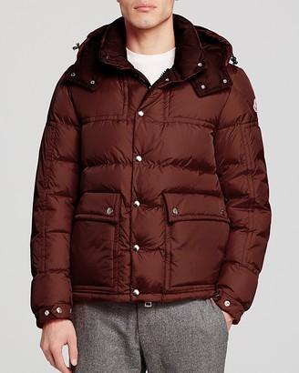 Moncler Brel Puffer Jacket $1,390 thestylecure.com