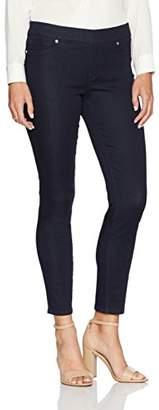 Denim Crush Women's Indigo Pull on Jegging Jean