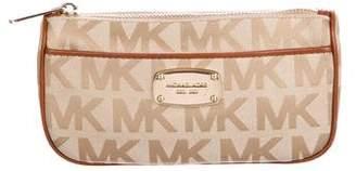 MICHAEL Michael Kors Monogram Cosmetic Bag