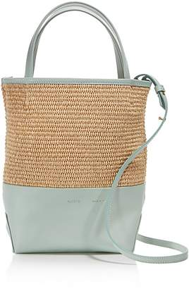 Alice.D Small Leather Tote - 100% Exclusive