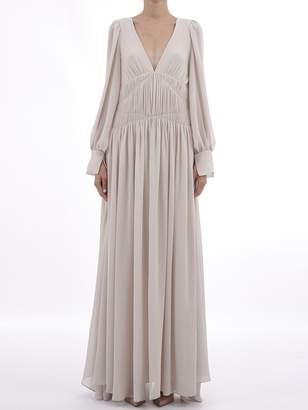 Stella McCartney Long Dress With Drapery