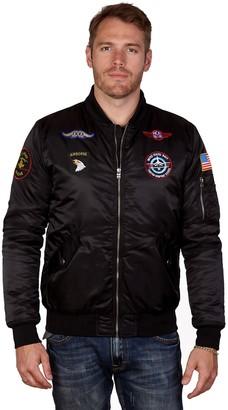X-Ray Xray Men's XRAY Flight Jacket