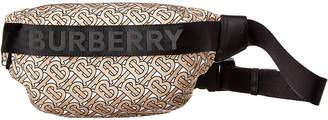 Burberry Medium Monogram Print Belt Bag