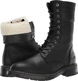 GUESS Men's Rune Combat Boot