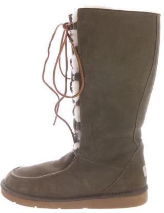 UGGUGG Australia Suede Mid-Calf Boots