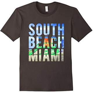 South Beach Miami Florida T-Shirt Sunny Beach Lifeguard