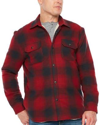 M·A·C Big Mac Flannel Lightweight Shirt Jacket - Big