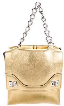 Prada Vitello Soft Chain Shoulder Bag