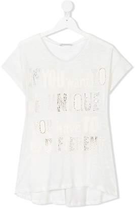Elsy TEEN embellished T-shirt