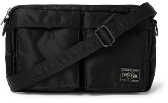 Co Porter Yoshida   Porter-Yoshida   Tanker Shell Messenger Bag - Men -  Black 717a2d766db91