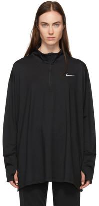 Nike Black Dry-Fit Sweatshirt