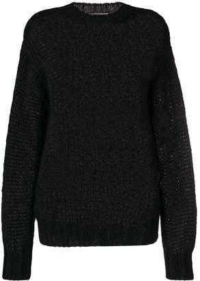 Prada chunky sweater