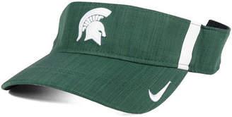 Nike Michigan State Spartans Sideline Aero Visor