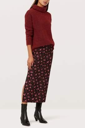 Next Womens Finery London Enya Printed Skirt