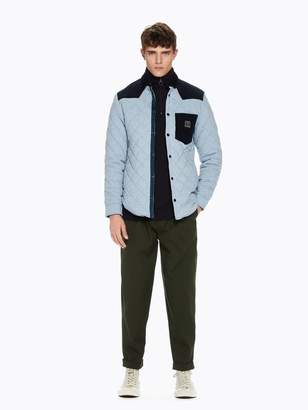Scotch & Soda Contrast Shirt Jacket