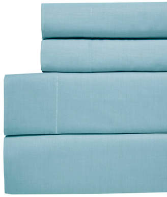 Westport Yarn Dyed Chambray Full 4-pc Sheet Set, 200 Thread Count 100% Cotton Bedding