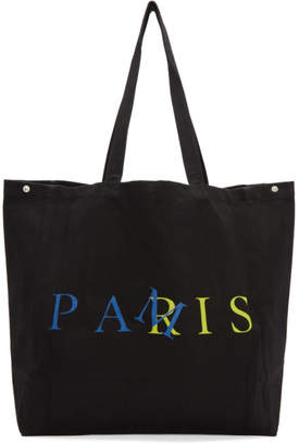 Perks And Mini Black After Long Absence Tote