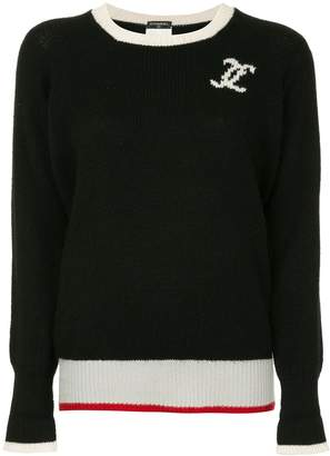 Chanel Pre-Owned cashmere long sleeve top