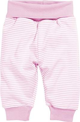 Playshoes Baby Cotton Striped Tracksuit Bottoms Trousers,(Size: 98)