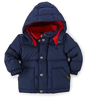 Ralph Lauren Boy Elmwood Down Jacket THATCHER BLUE