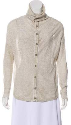 Inhabit Button Up Cardigan