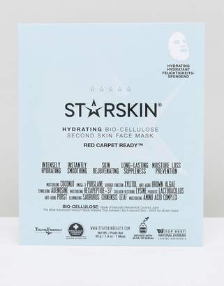 Red Carpet Starskin Ready Hydrating Bio-Cellulose Face Mask