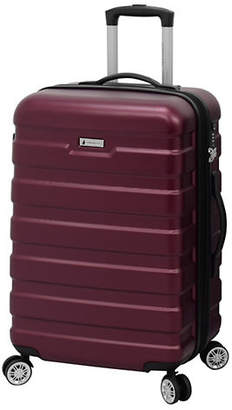 London Fog Sandridge 28-Inch Hardside Expandable Spinner Suitcase