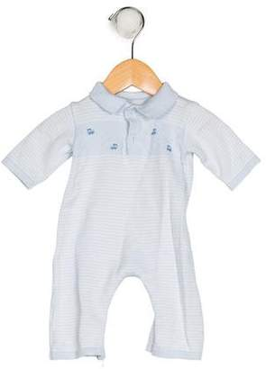 Florence Eiseman Boys' Stripe All-In-One
