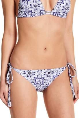 Rachel Roy Tie Bikini Swim Bottoms