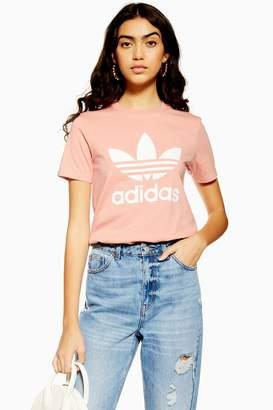 e8898c540fa Adidas Womens Trefoil Top - ShopStyle UK