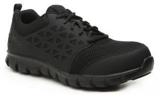 Reebok Sublite Cushion Steel Toe Work Shoe