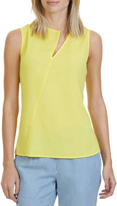 Nautica V-Neck Asymmetry Top