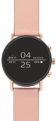 Skagen Falster Women Pink Silicone Smartwatch SKT5107