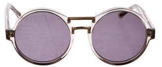 Co Finlay & Tinted Round Sunglasses